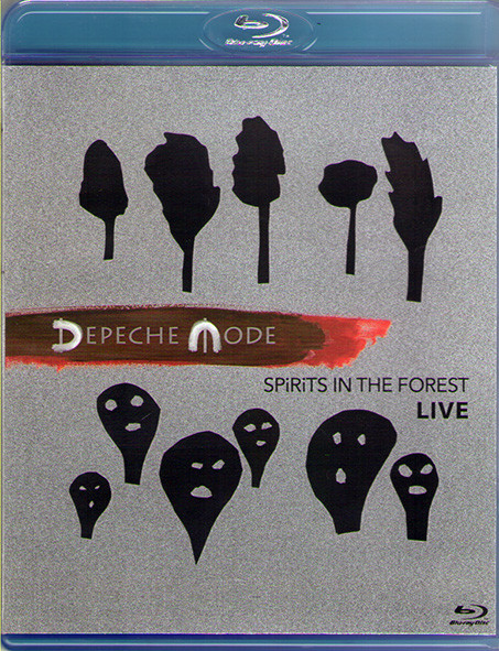 Depeche Mode Spirits In The Forest (Blu-ray)* на Blu-ray