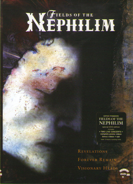 Fields Of The Nephilim Revelations Forever Remain Visionary Heads на DVD
