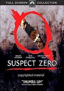 Подозреваемый Ноль  на DVD