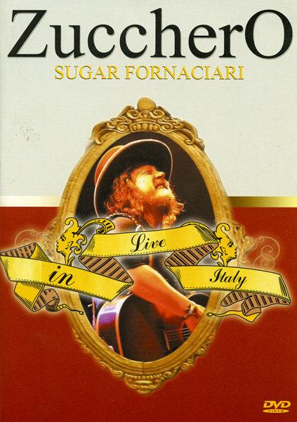 Zucchero Live In Italy на DVD