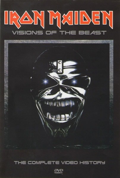 Iron Maiden - Visions Of The Beast (2 DVD) на DVD