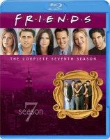 Друзья 7 Сезон (24 серии) (2 Blu-ray)