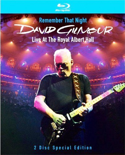 David Gilmour (Remember That Night / Live from the Royal Albert Hall) (2 Blu-ray)*