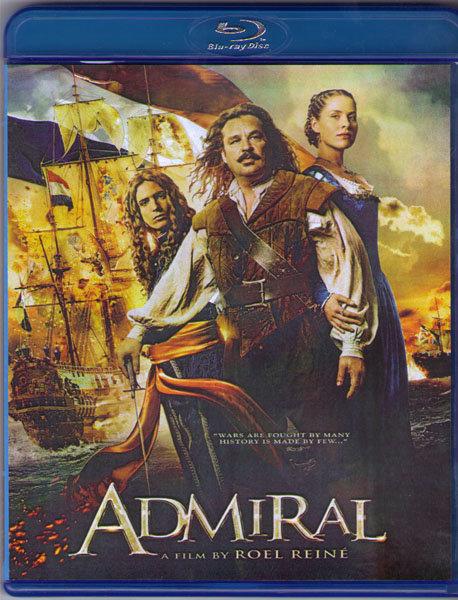 Адмирал (Blu-ray) на Blu-ray
