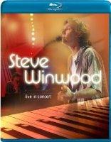 Steve Winwood Live in concert (Blu-ray)