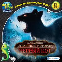 Самые увлекательные игры Страшные истории Эдгар Аллан По Черный кот (PC CD)
