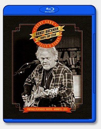 Randy Bachman Every Song Tells a Story (Blu-ray) на Blu-ray