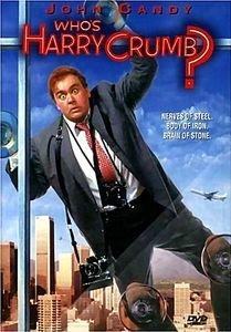 Кто такой Гарри Крамб?  на DVD