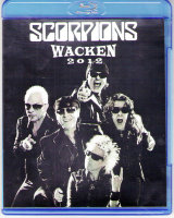 Scorpions Live in Wacken 2012 (Blu-ray)
