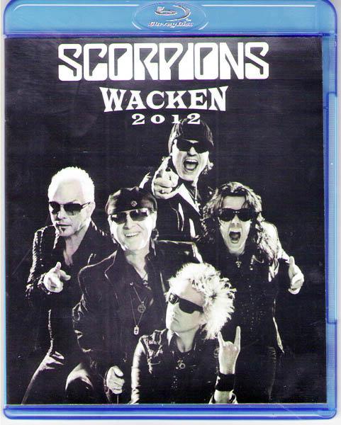 Scorpions Live in Wacken 2012 (Blu-ray) на Blu-ray
