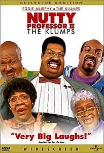 Чокнутый профессор - 2: Семья клампов на DVD