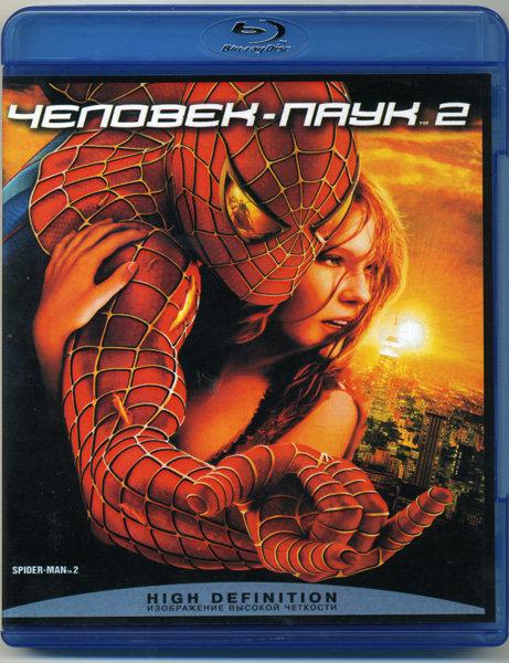 Человек Паук 2 (Blu-ray)* на Blu-ray