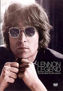 Lennon Legend The very best of John Lennon на DVD