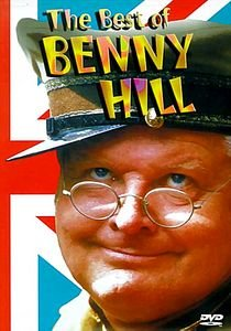 Шоу Бенни Хилла. Выпуск 2  на DVD