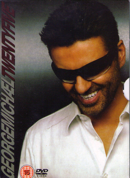 George Michael Twenty Five (2 DVD) на DVD