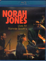 Norah Jones Live At Ronnie Scotts 2017 (Blu-ray)*