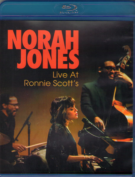 Norah Jones Live At Ronnie Scotts 2017 (Blu-ray)* на Blu-ray