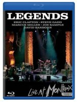 Legends Live At Montreux (Blu-ray)*