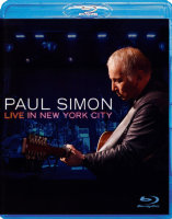 Paul Simon Live In New York City (Blu-ray)*
