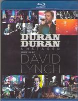 Duran Duran Unstaged (blu-ray)