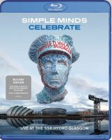Simple Minds Celebrate Live At The SSE Hydro Glasgow (Blu-ray)*