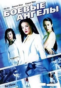 Боевые ангелы  на DVD