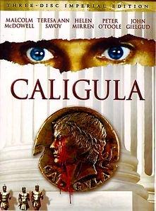 Калигула/О, женщины на DVD