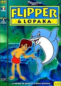 Флиппер & Лопака. Белый кит на DVD