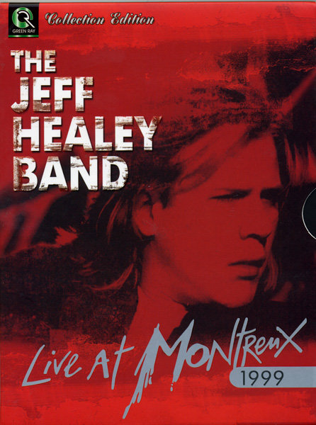 JEFF HEALEY BAND - Live at Montreux 1997-1999 на DVD