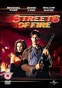 Улицы в огне (Без полиграфии!) на DVD
