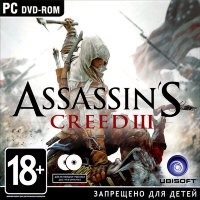 Assassins Creed 3 (2 DVD) (PC DVD)