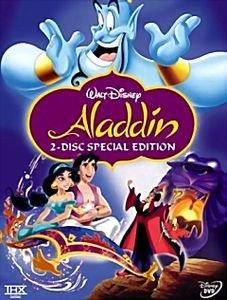Алладин полная коллекция на DVD