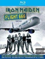 Iron Maiden Flight 666 (Blu-ray)*