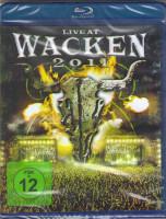 Live At Wacken Open Air 2011 (Blu-ray)