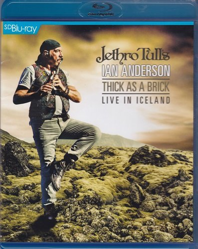 Jethro Tulls Ian Anderson Thick As A Brick Live In Iceland (Blu-ray)*