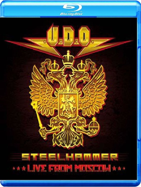 UDO Steelhammer Live from Moscow (Blu-ray)*
