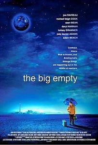 Большая пустота  на DVD