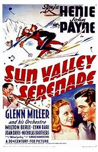 Серенада солнечной долины на DVD