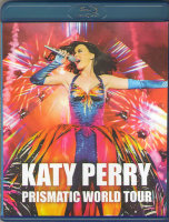Katy Perry The Prismatic World Tour (Blu-ray)*