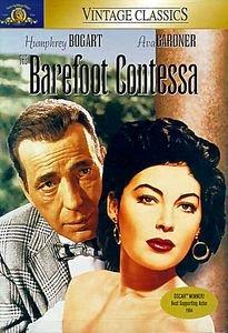Босоногая графиня  на DVD