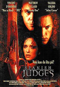 Испанские судьи  на DVD