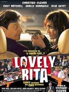 Милашка Рита  на DVD
