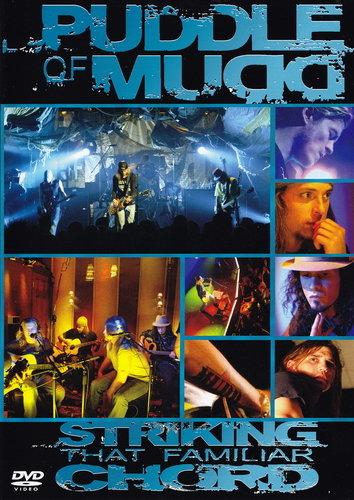 Puddle Of Mudd Striking That Familiar Chord на DVD