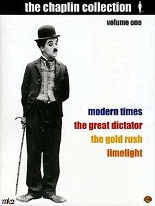 Вся коллекция фильмов Чарли Чаплина на DVD
