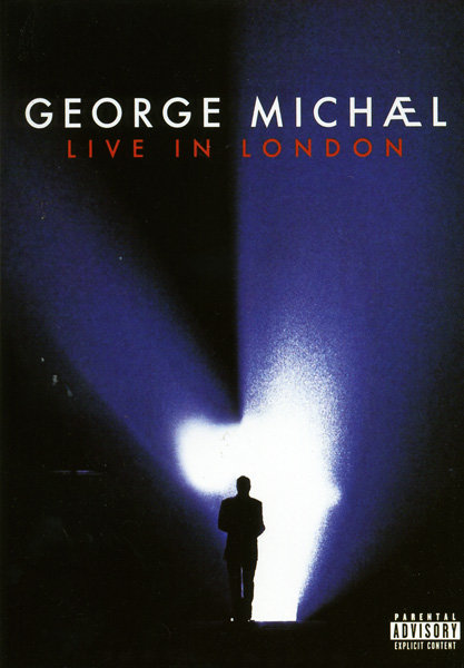 George Michael Live In London на DVD