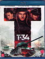 Т34 (Blu-ray)