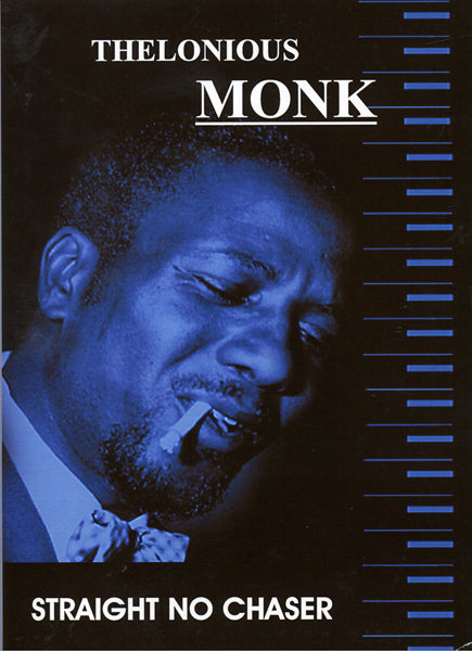 Thelonious Monk - Straight No Chaser  на DVD