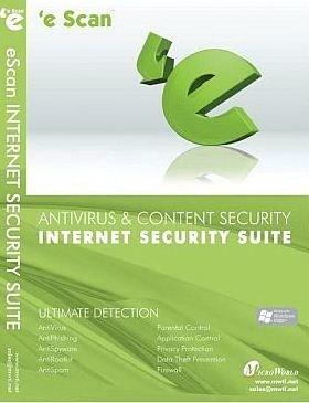 eScan Internet Security (DVD-BОХ)