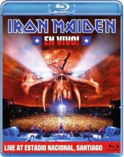 Iron Maiden En Vivo (Blu-ray)* на Blu-ray