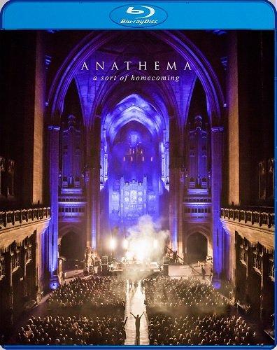 Anathema A Sort Of Homecoming (Blu-ray)* на Blu-ray